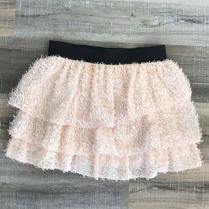 H&M Light Pink Skirt